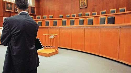 Έλληνας ποινικός δικηγόρος